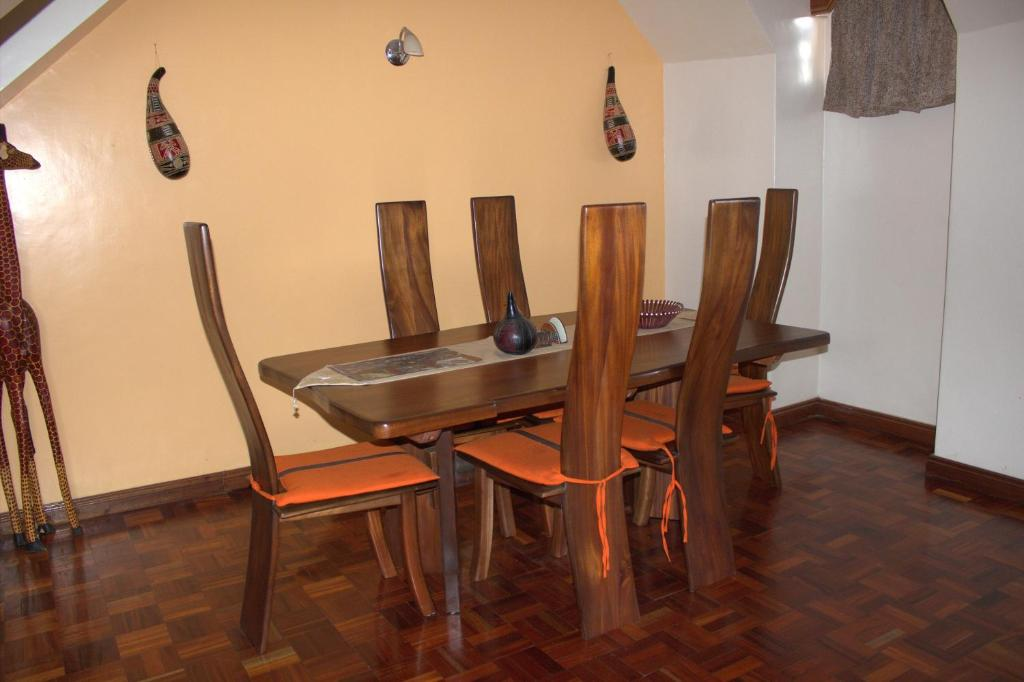 Thompson Glade Nairobi Kenya Rooms