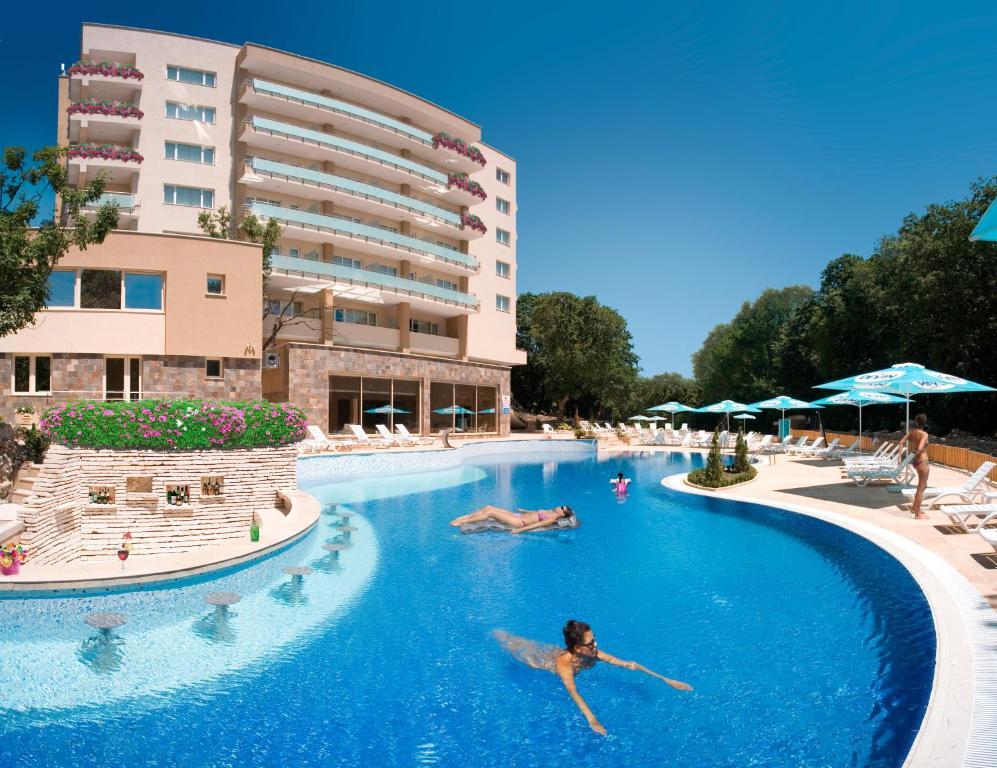 Hotel orchidea boutique spa golden sands bulgaria for Boutique hotel spa