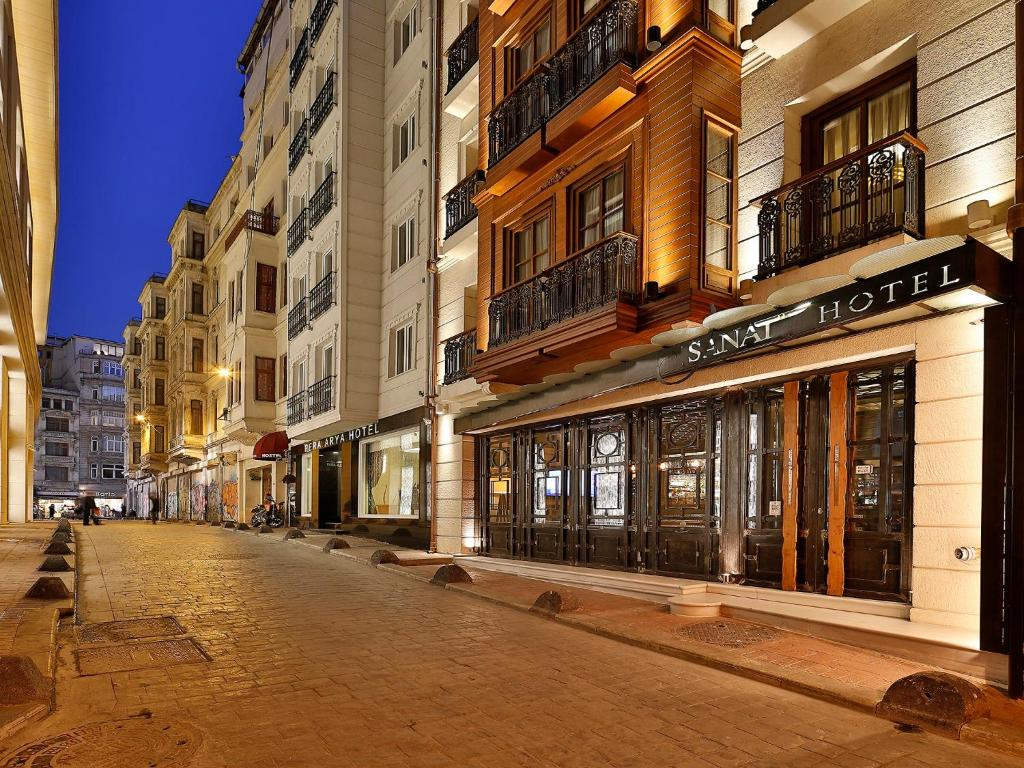 Image result for sanat hotel pera