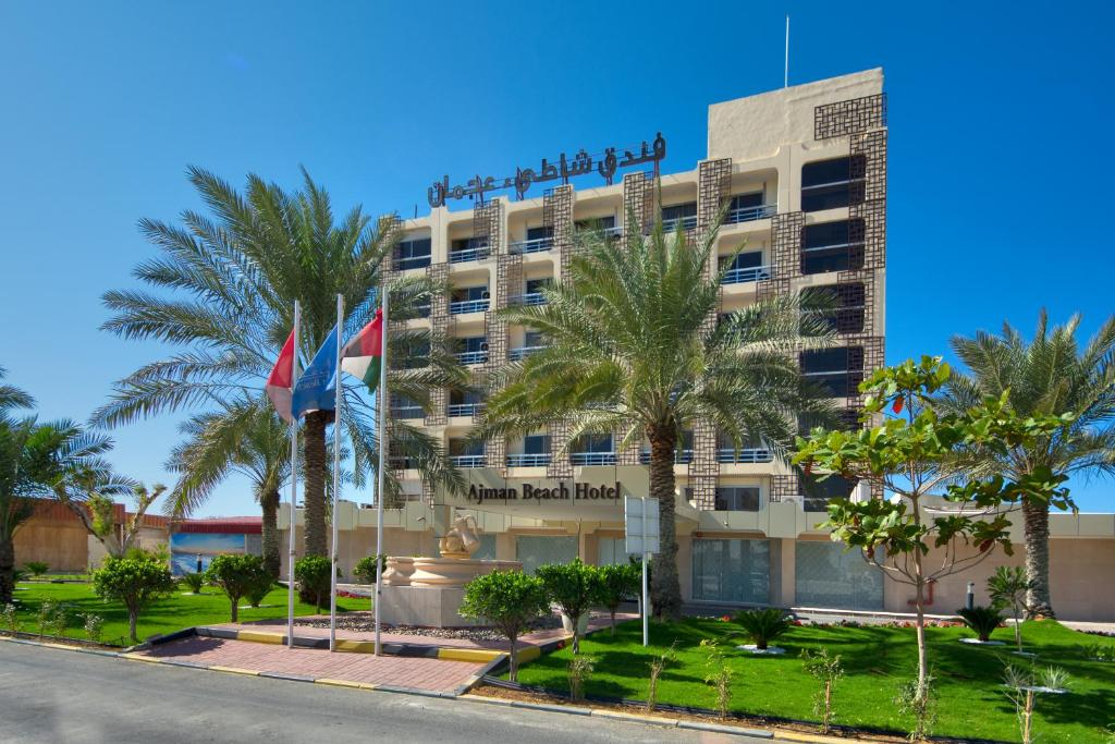 Ajman Beach Hotel Reserve Now Gallery Image Of This Property
