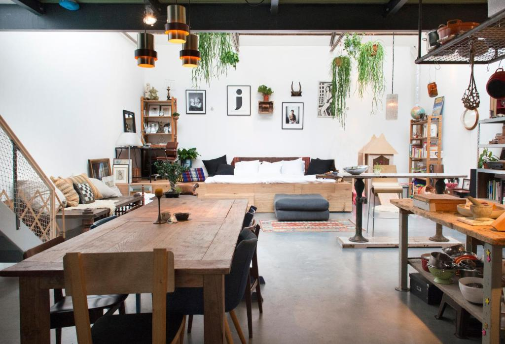Loft In Amsterdam : Apartment giant loft city centre amsterdam netherlands booking.com