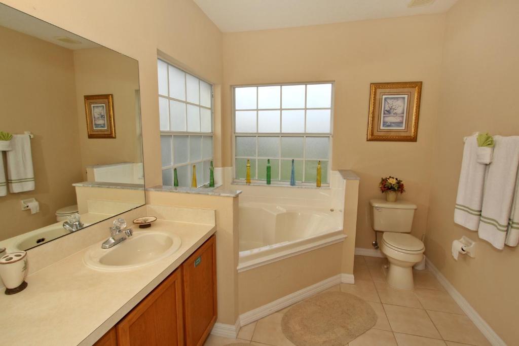 Affordable Orlando Villa Kissimmee Usa