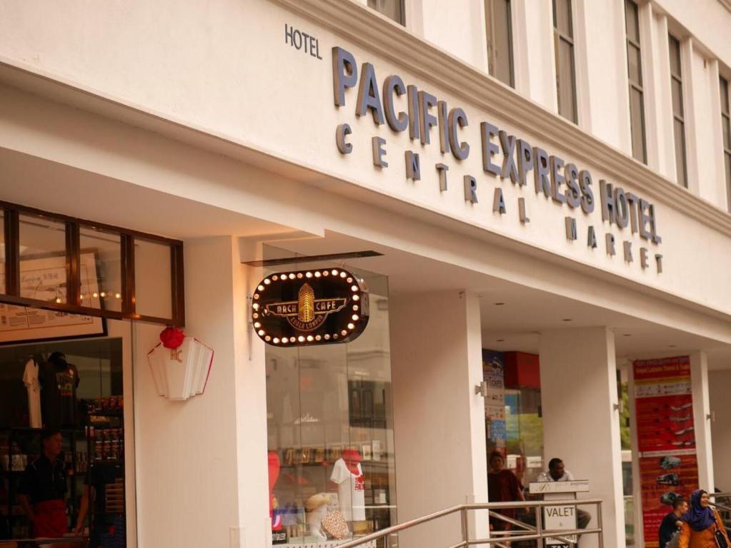 Pacific Express Hotel Central Market Kuala Lumpur