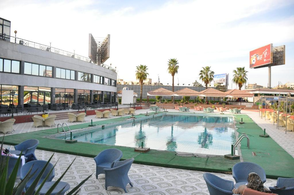 Condo Hotel Galaa Club Of The Armed Forces Cairo Egypt