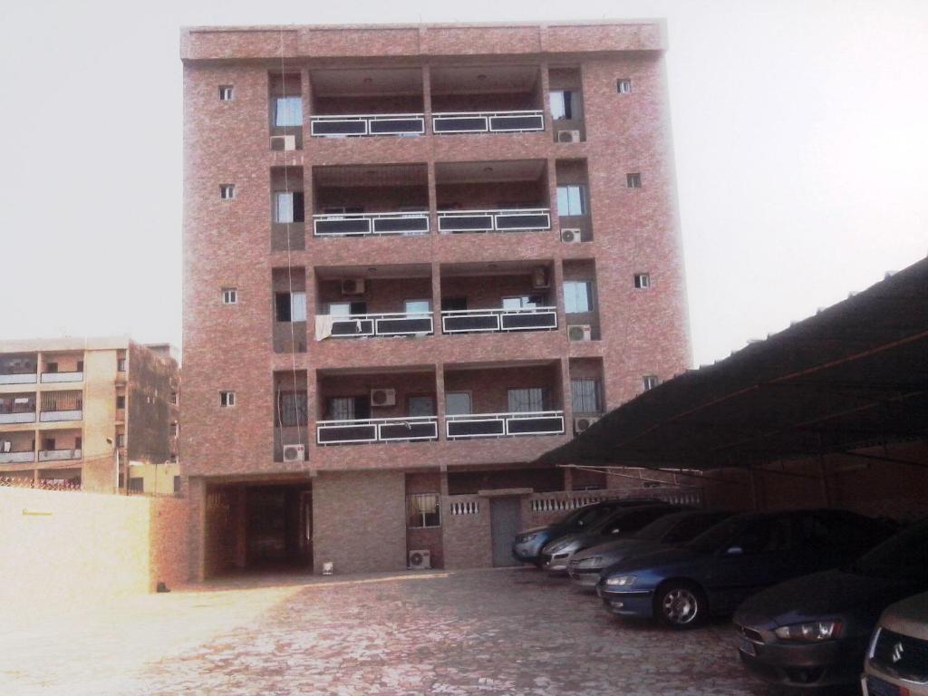 Hotel Pres De L Aeroport D Abidjan