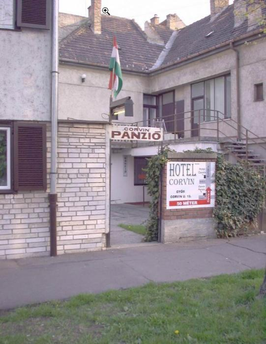 Corvin Panzio