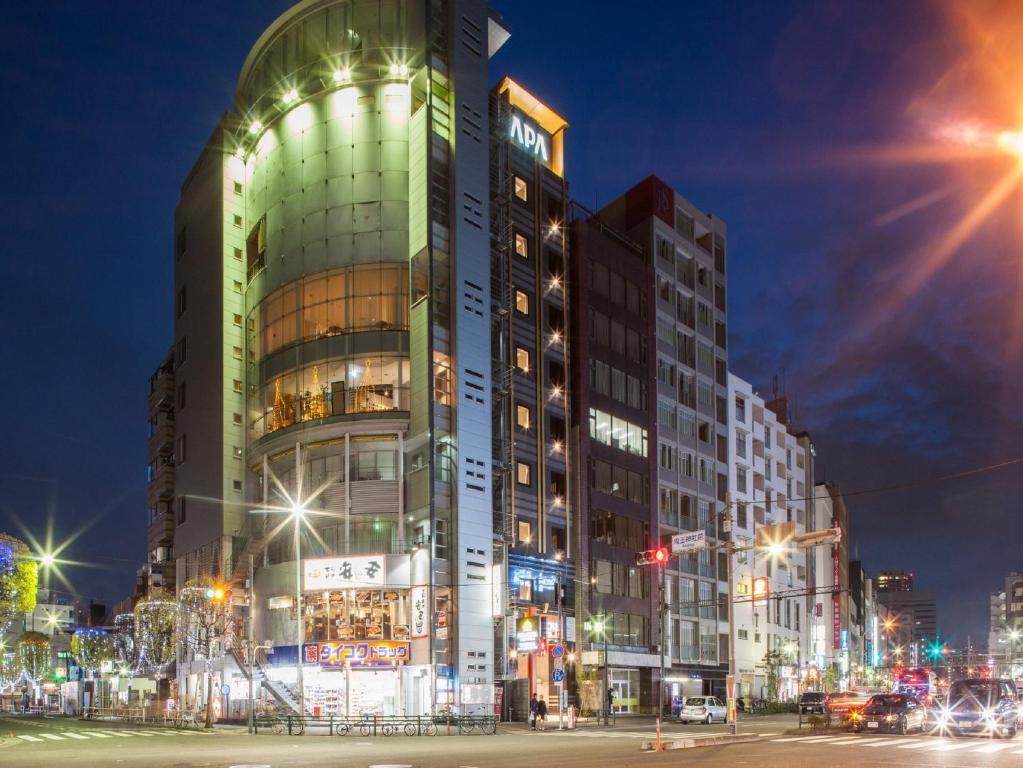 """""""APA Hotel Higashi-Shinjuku Kabukicho""""的图片搜索结果"""