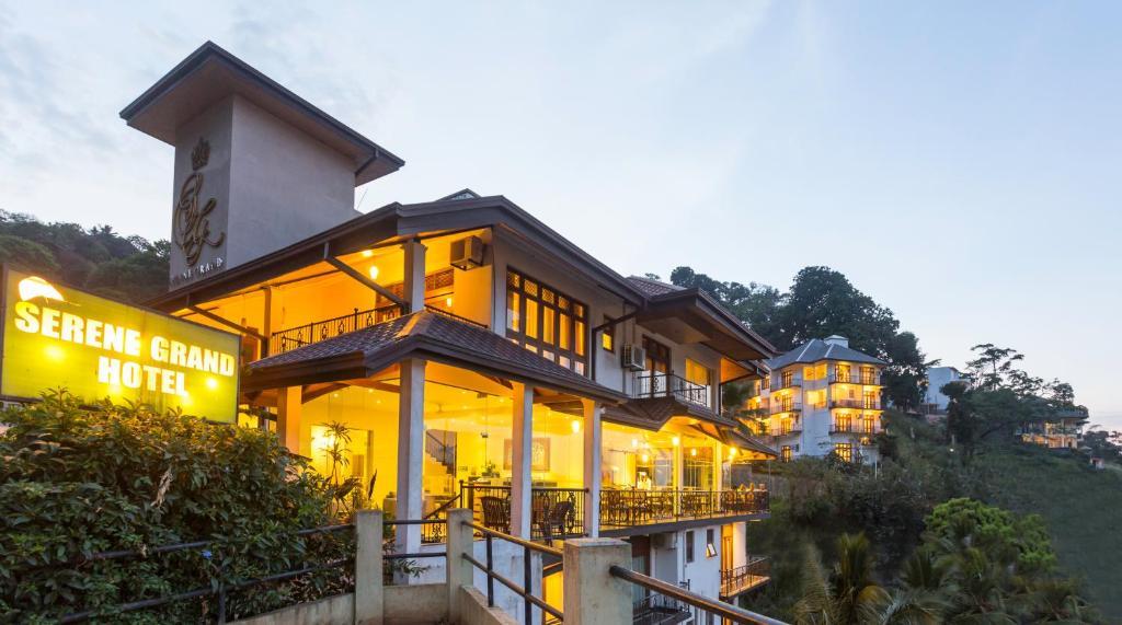 Serene grand hotel kandy sri lanka - Grand hotel sri lanka ...