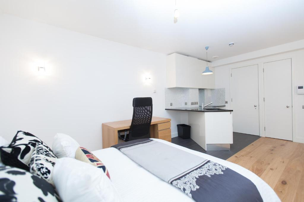 Studio Apartment London covent garden (studio apartment) -, london, uk - booking