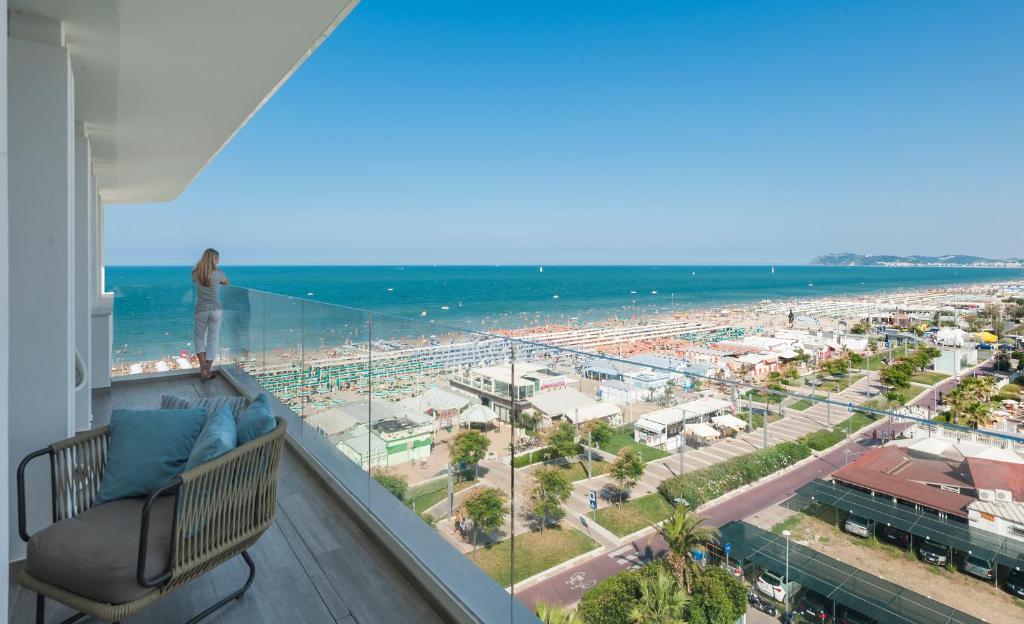 Hotel Ambasciatori, Riccione, Italy - Booking.com