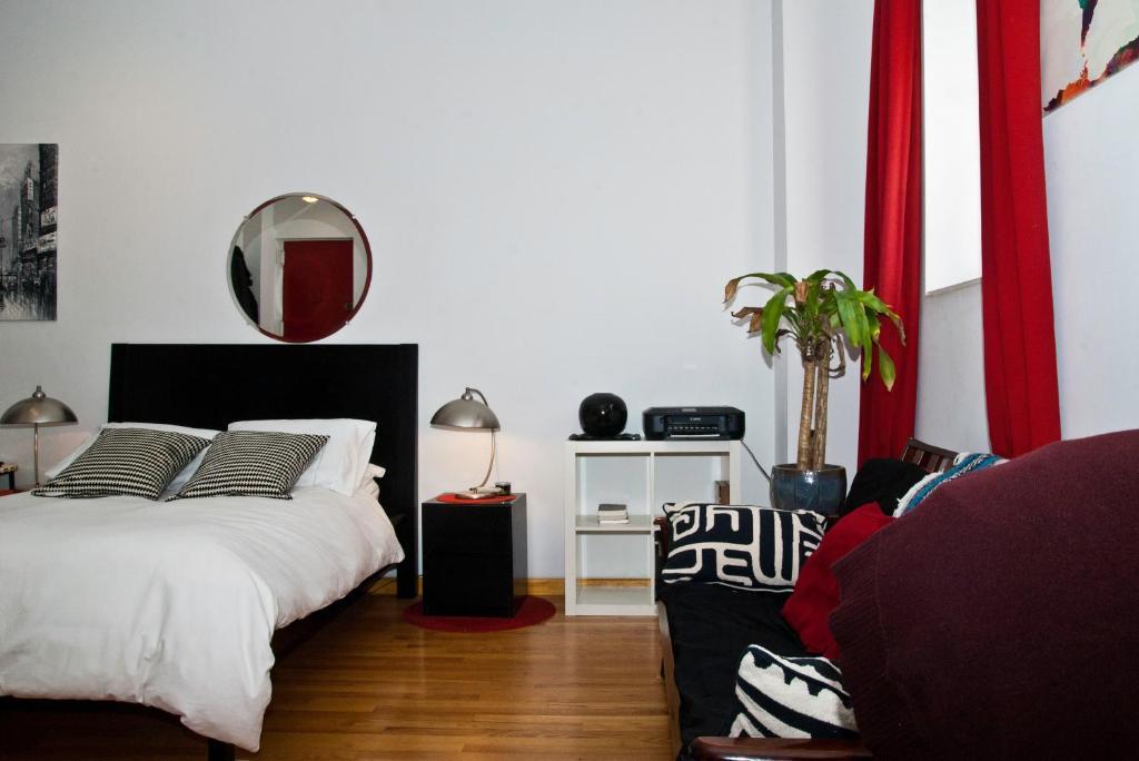 Studio Apartment New York City comfortable studio east village, new york city, ny - booking