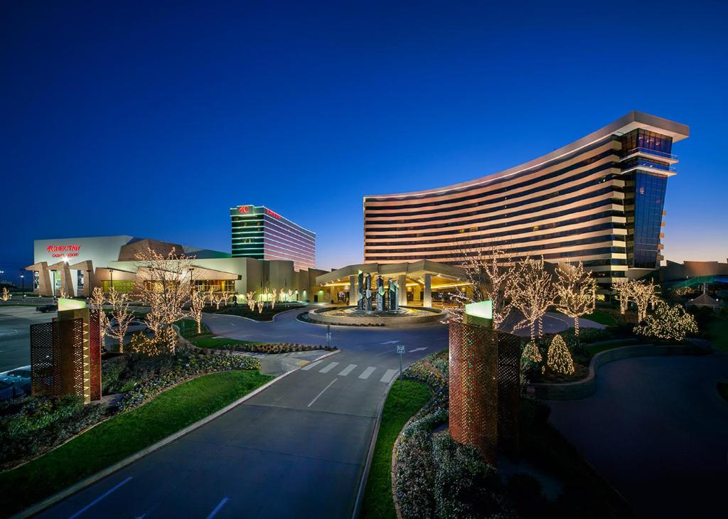 Oklahoma casino hotels