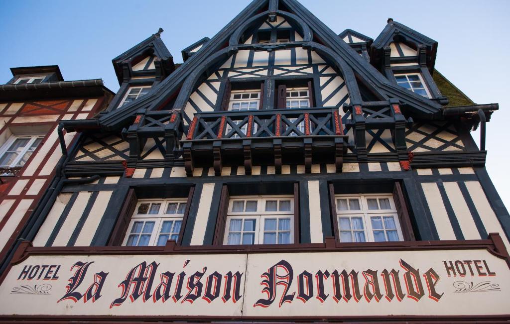 Ordinary La Maison Normande Trouville #4: Booking.com