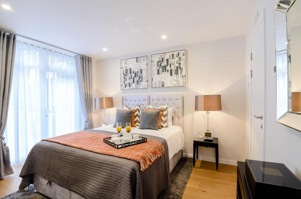 LAK Serviced Apartments, London, UK - Booking.com