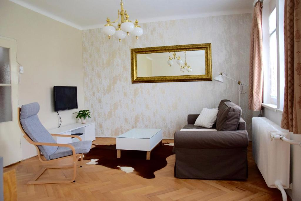 Vacation Home Classical House in Prague 6, Czech Republic - Booking.com