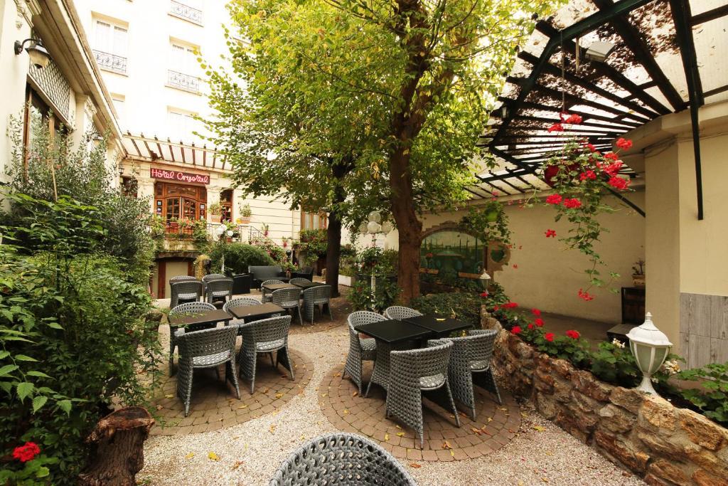 Hôtel Crystal Reims Centre, France - Booking.com