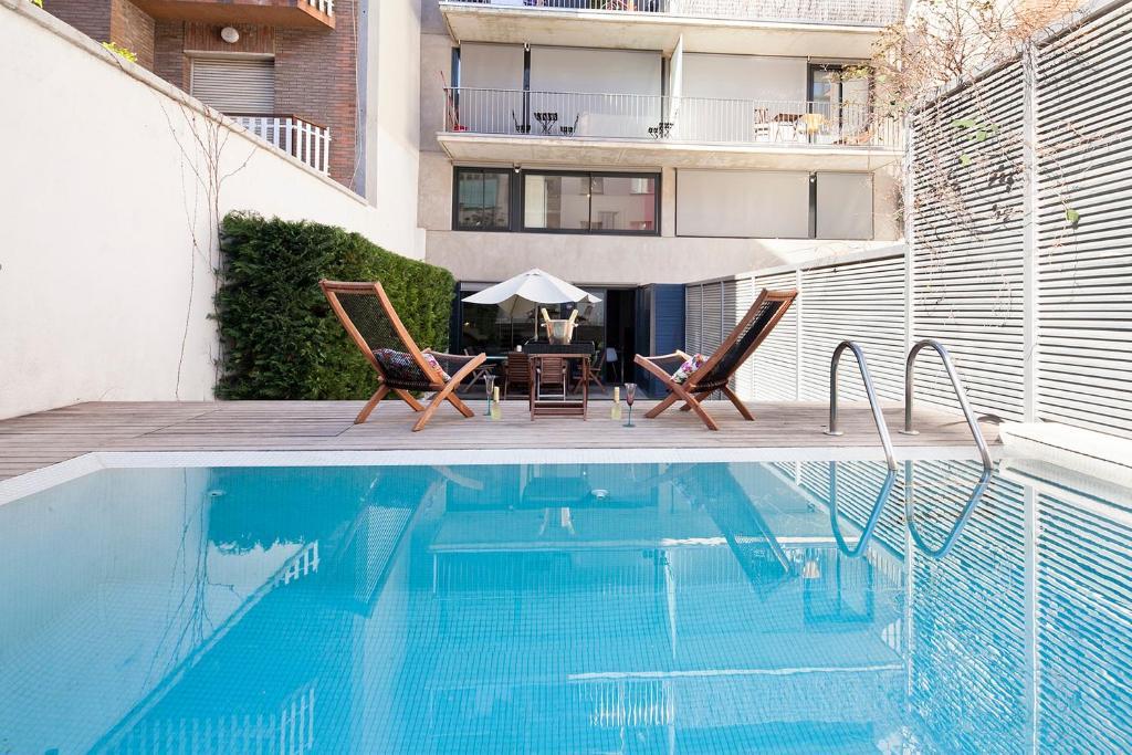 Foto del My Space Barcelona Private Pool Garden