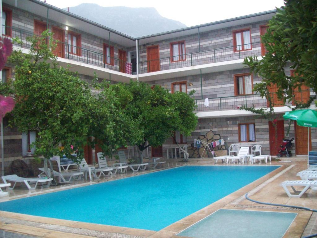 Hotel Beldibi Santana 3 (Turkey, Kemer, Beldibi): photos, overview, features of the service and reviews of tourists 28