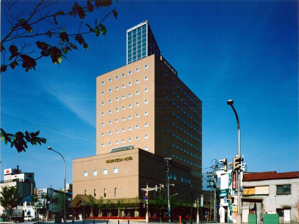 Art hotel color aomori - Aomori Washington Hotel Japan Deals