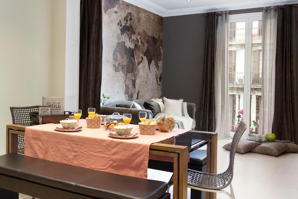 gran imagen de Enjoybcn Tapies Apartments
