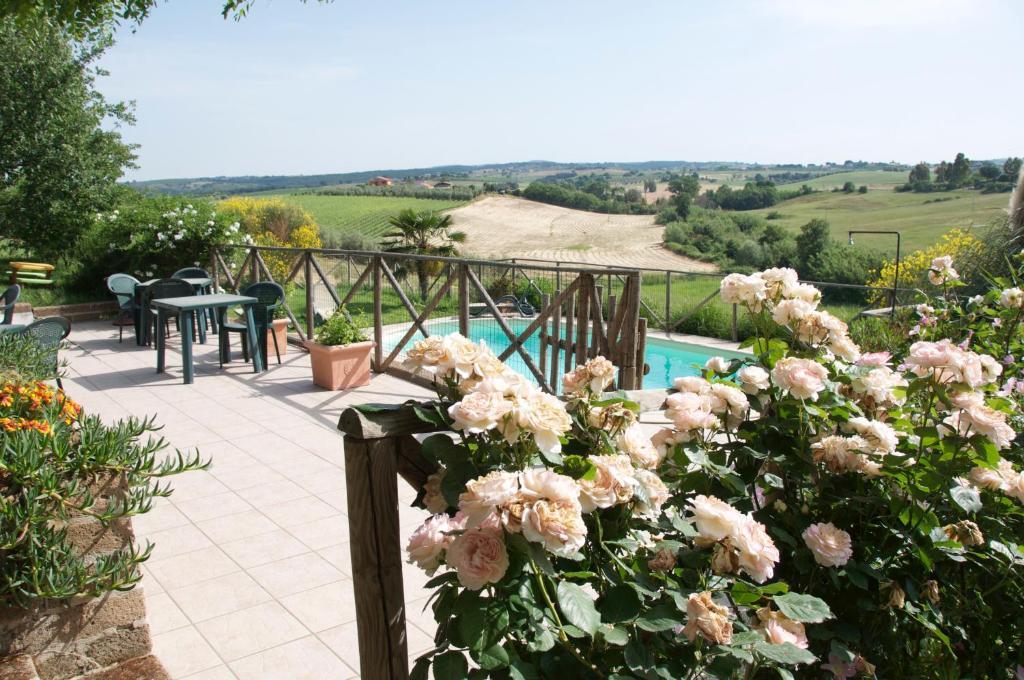 Agriturismo QuartoPodere (Farm stay), Magliano in Toscana (Italy) deals
