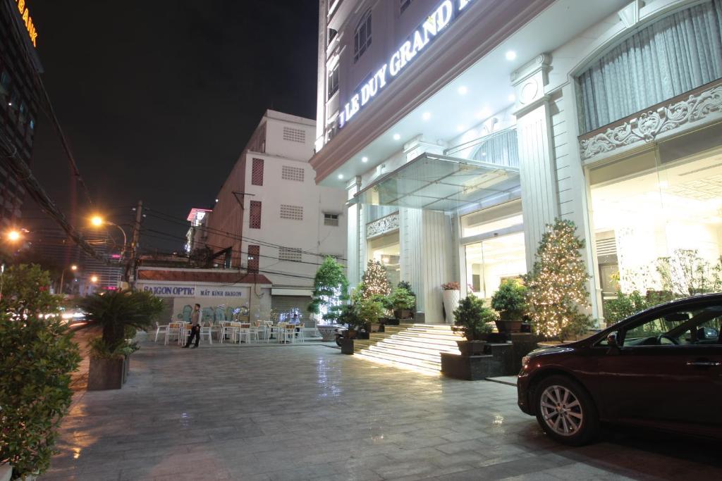 Le Duy Grand Hotel Ho Chi Minh City Vietnam Booking Com