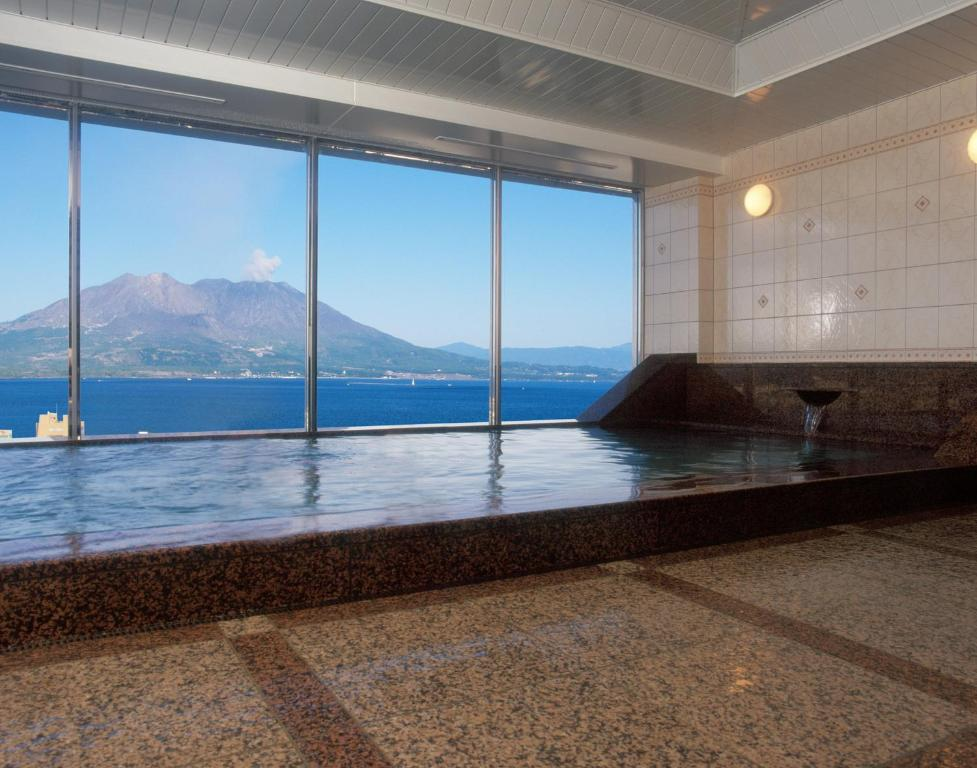 ポイント2.最高の景色を温泉で楽しめる