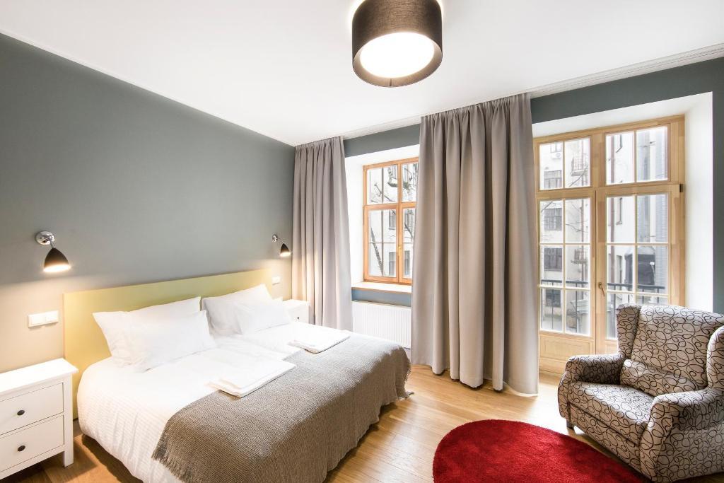 Design Apartments Riga Property Riga Lux Apartments  Skolas Latvia  Booking
