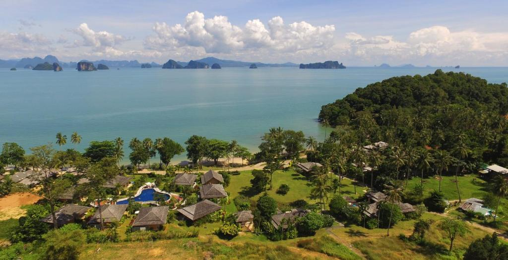 A bird's-eye view of Laguna Villas Yao Noi
