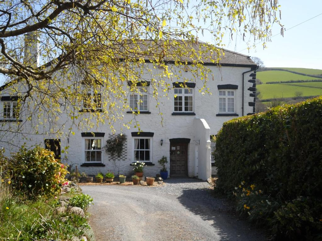 Gages Mill Ashburton UK Rooms