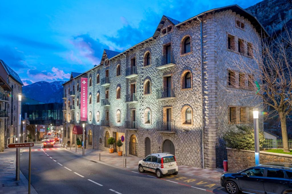 Hotel spa termes serhs carlemany andorra la vella updated 2018 gallery image of this property sciox Choice Image