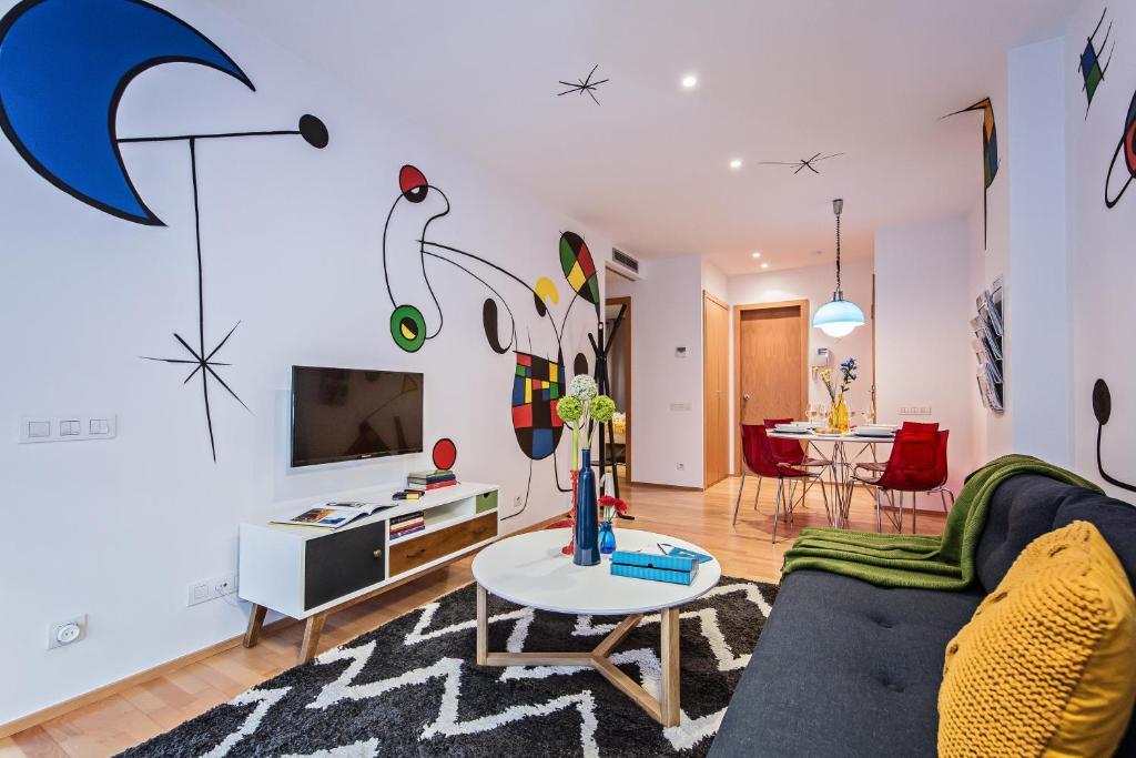 Bonita foto de Sweet Inn Apartments - Miró Apartment Eixample