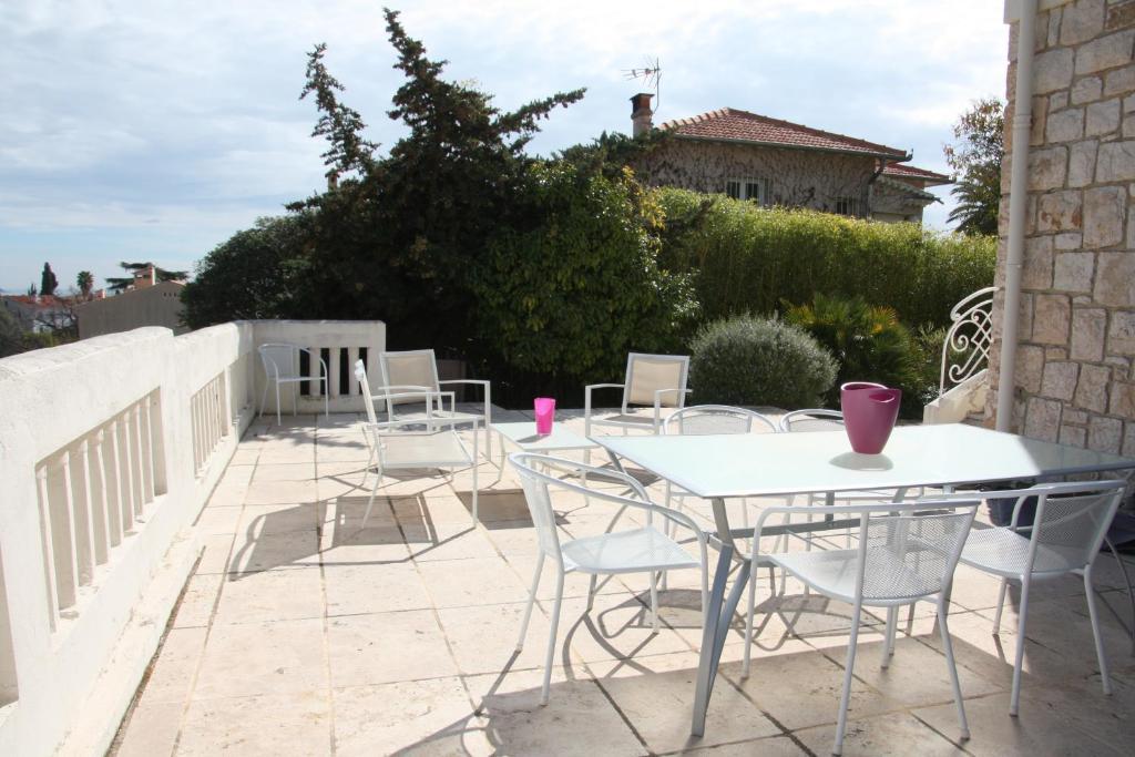 Villa La Maison Blanche, Nice, France - Booking.com
