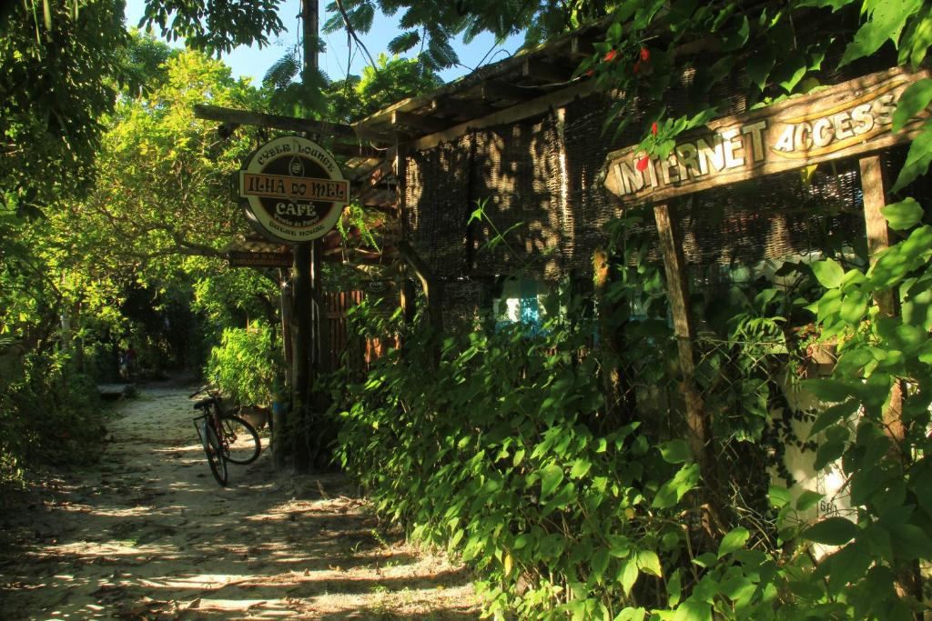 Pousada Ilha do Mel Café
