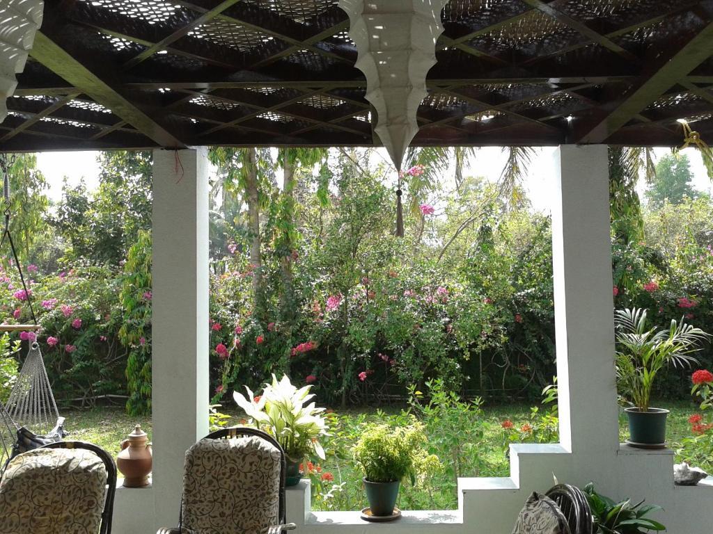 south goa garden villa varca india