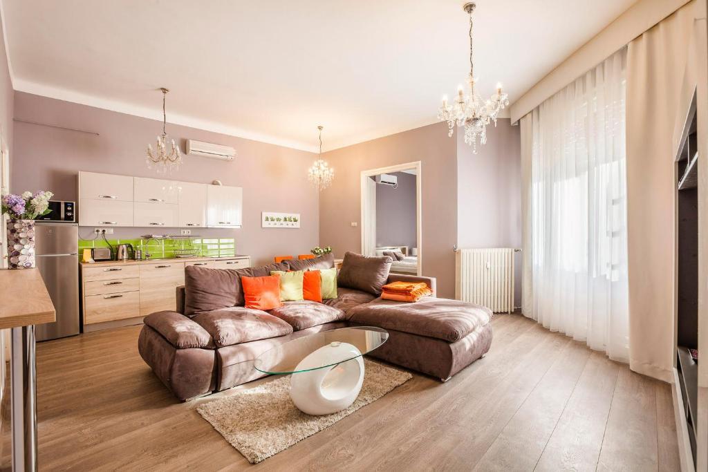 Two Couples Apartment Budapest Hungary Bookingcom