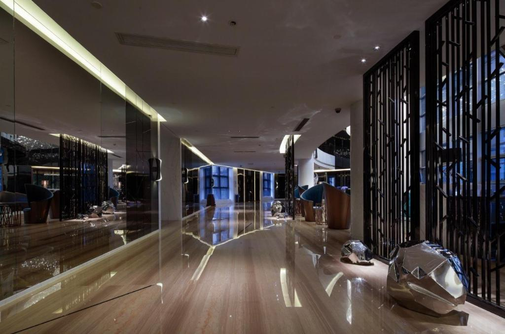 Wuxi idea garden hotel 2018 for Idea garden hotel wuxi