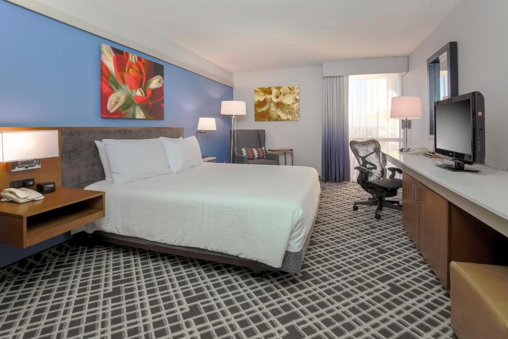 Hilton Garden Inn Dallas/Market Center (USA) Rooms