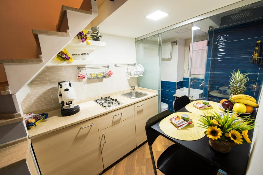 Petros Mini Apartment Salerno Italy Bookingcom
