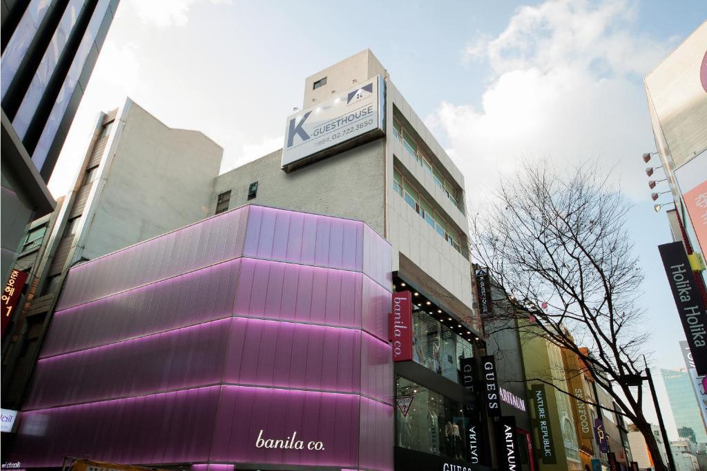 k guesthouse myeongdong 4 seoul south korea booking com rh booking com