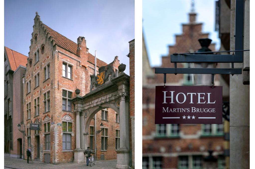 Hotel Martin S Brugge Bruges Including Photos Booking Com
