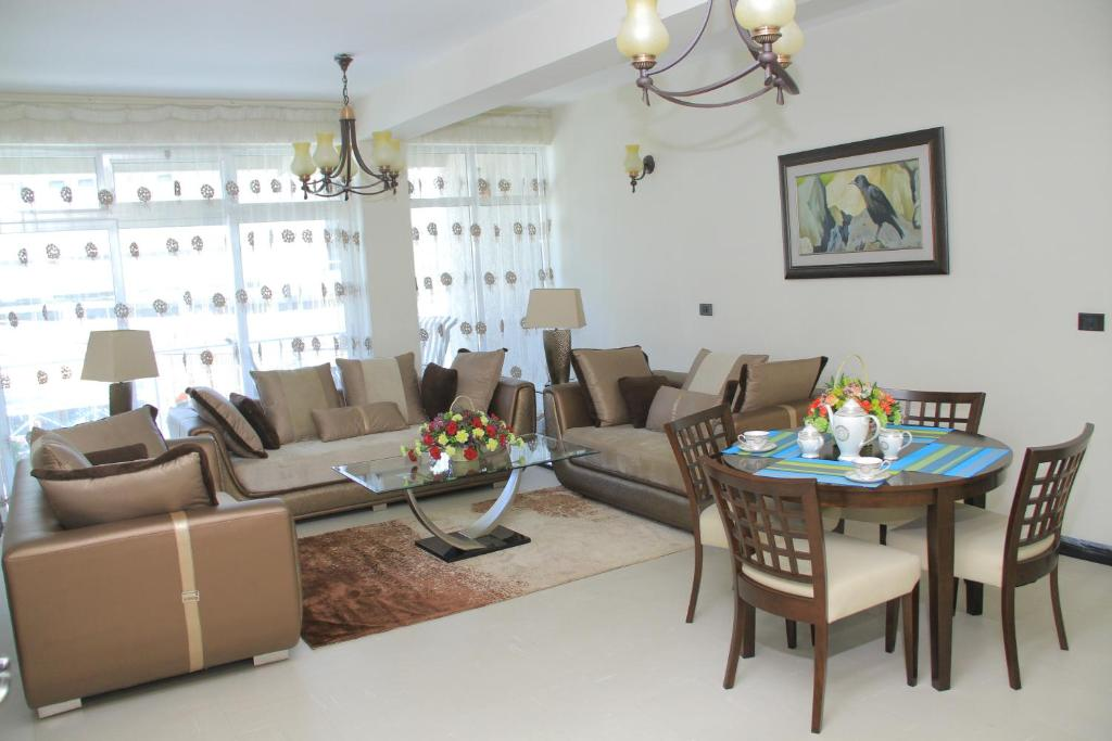 Avifauna Luxury Apartment Guest House, Addis Ababa, Ethiopia