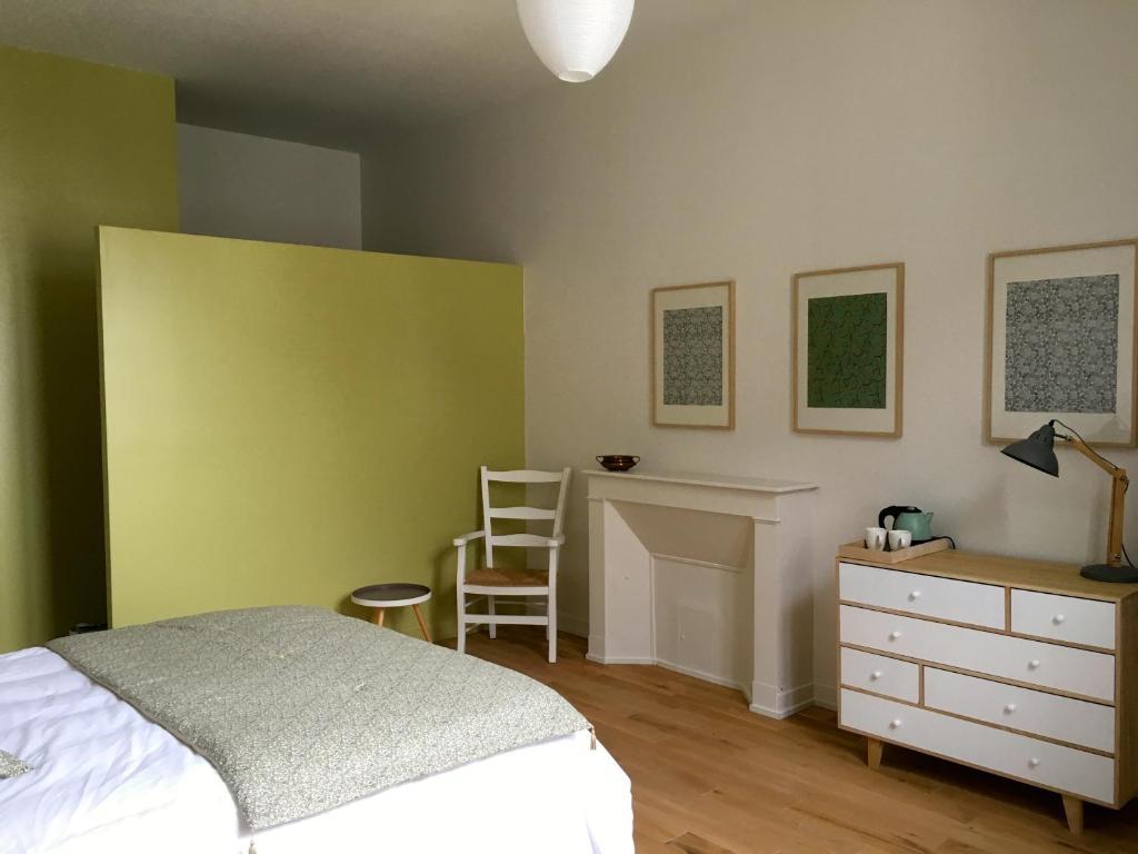b&b / chambres d'hôtes la maison saint aignan (france saint-aignan