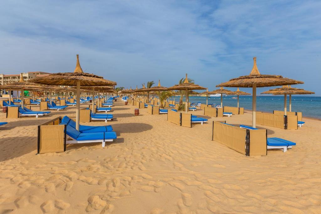 Resort Albatros White Beach Hurghada Egypt Bookingcom - Map of egypt beaches