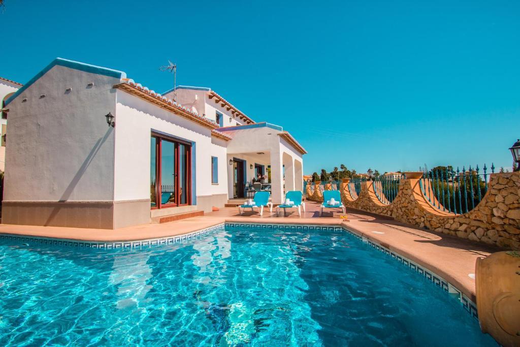 Bonita foto de Abahana Villa Odisea