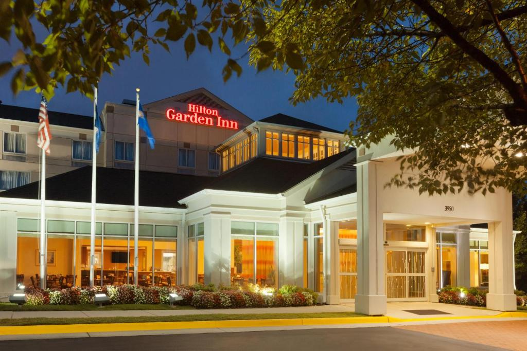 Hilton Garden Inn Fairfax Reserve Now. Gallery Image Of This Property ...