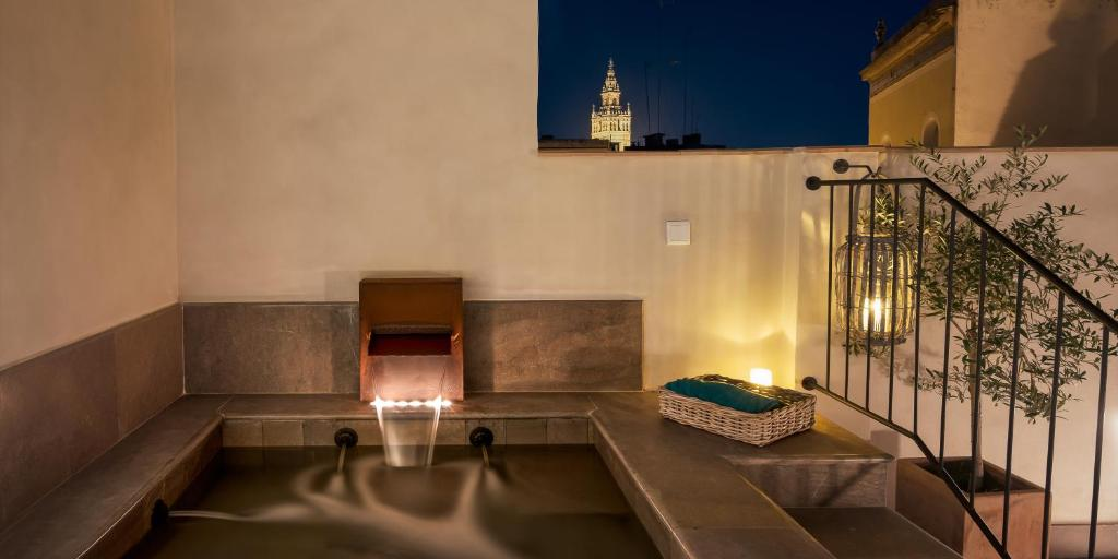 boutique hotels sevilla provinz  36