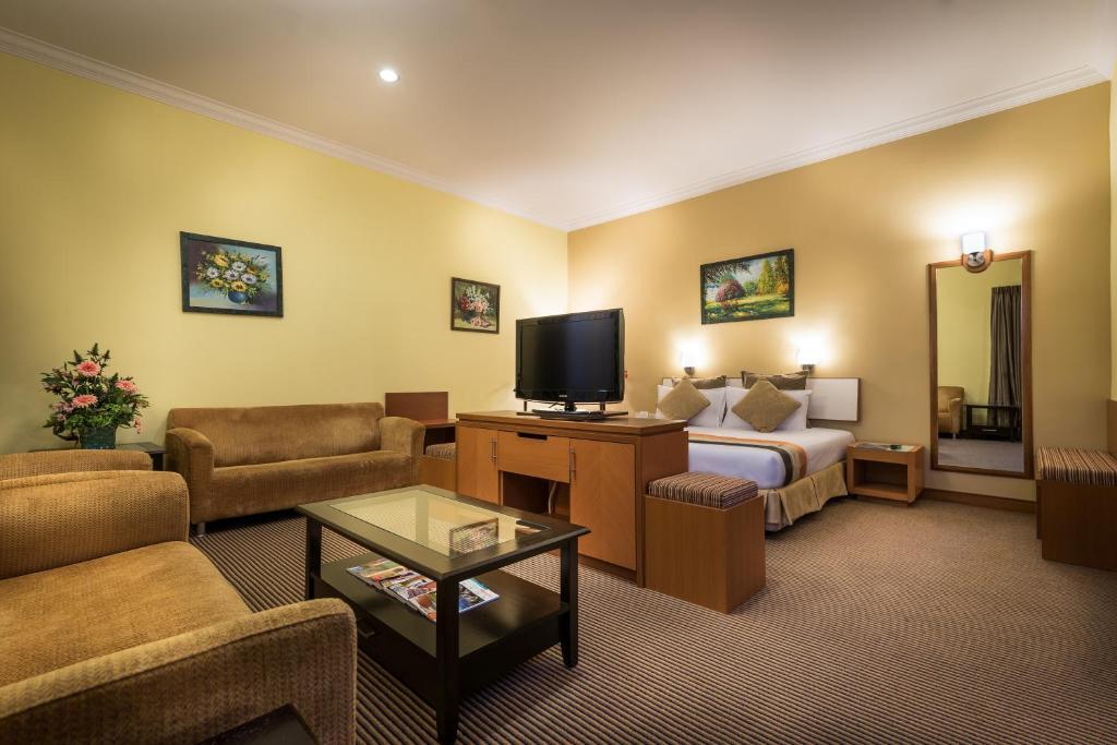 Hotel Sentral KL Kuala Lumpur Malaysia