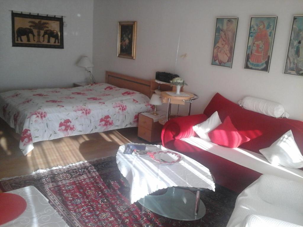 appartement haus hamburg (deutschland bad füssing) - booking, Badezimmer ideen