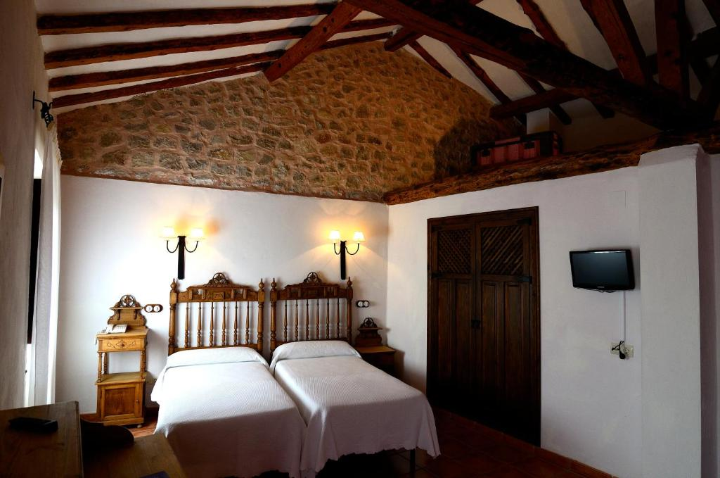 boutique hotels in albarracín  13